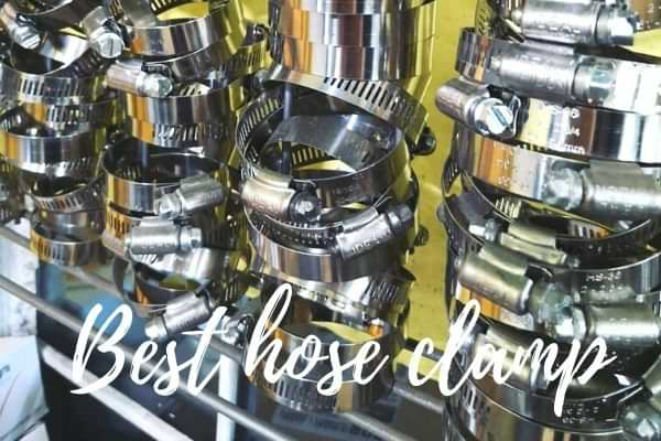Best hose clamp