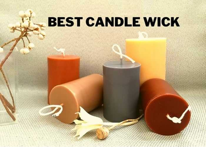 best Candle wick